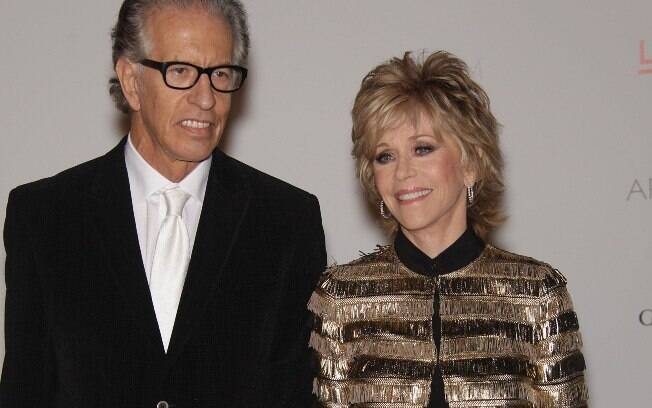 Jane Fonda e  Richard Perry
