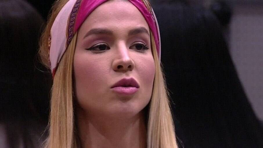 Kerline é a primeira eliminada do 'BBB 21'