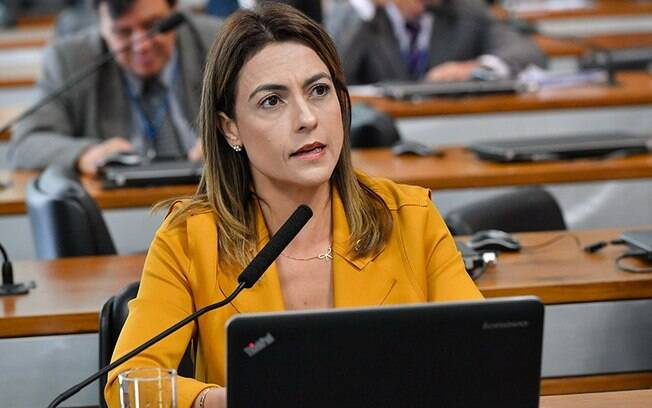 Senadora Soraya Thronicke