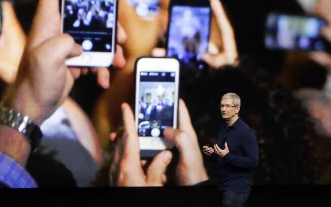 iPhone X será apresentado por Tim Cook no Teatro Steve Jobs, localizado na nova sede da Apple