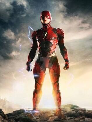 Ezra Miller é o novo The Flash nos filmes da DC Comics