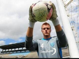 Gott, novo goleiro do Sampaio Correa