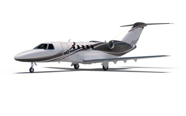 Textron Aviation anuncia segunda geração do jato Cessna Citation CJ4