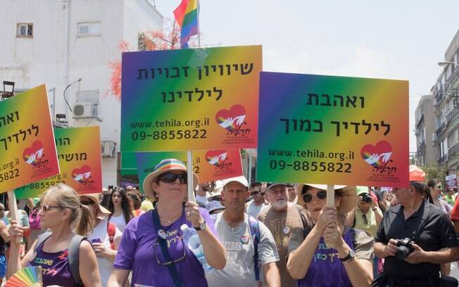 Tel Aviv o lugar mais gay friendly no Oriente Médio