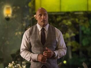 Dwayne Johnson no hit da HBO