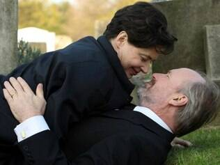 Isabella Rossellini e William Hurt no filme