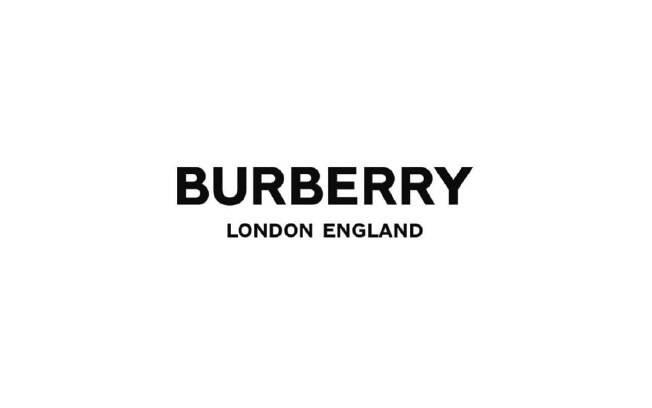 Burberry´s newest logo!