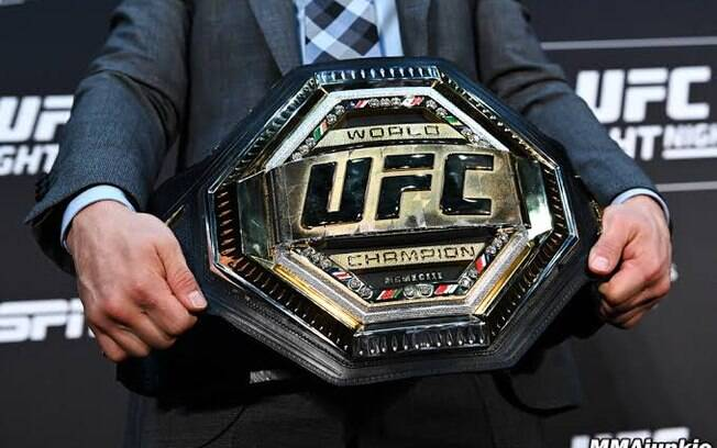Cinturão do UFC