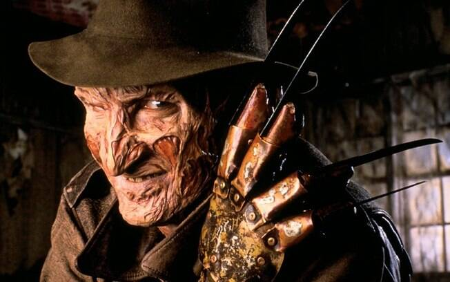 Freddy Krueger, personagem famoso de
