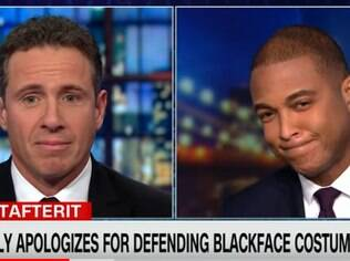 Jornalistas Chris Cuomo e Don Lemon falam sobre as polêmicas falas da jornalista Megyn Kelly