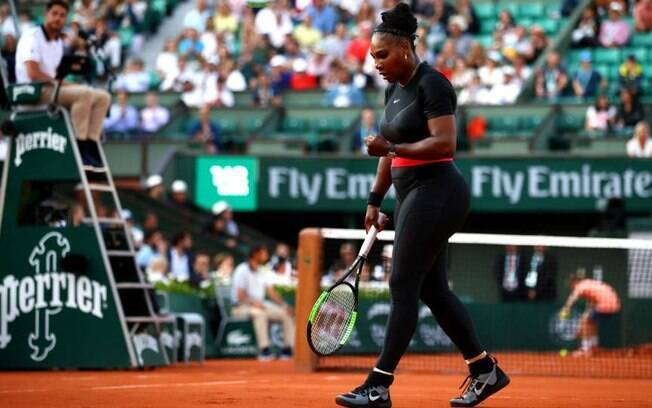 Serena Williams, vencedora do atleta do ano da agência AP