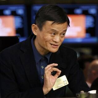 Jack Ma, fundador do Alibaba