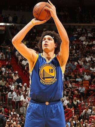 Anderson Varejão está no Warriors