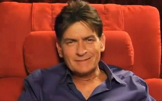 Charlie Sheen: retorno à TV