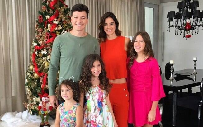 Retrospectiva 2018: as fotos épicas dos famosos na época do Natal