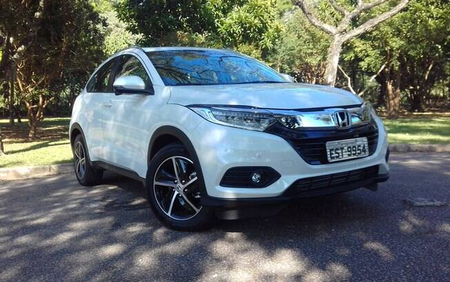 Honda HR-V Turbo branco