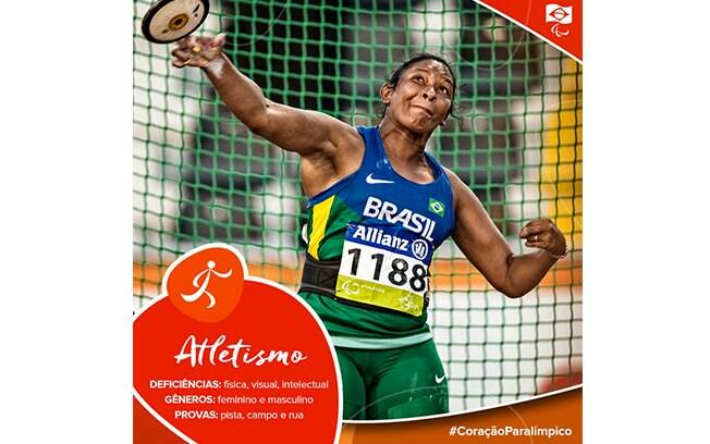 CPB: Atletismo