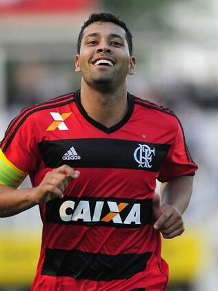 André Santos, lateral do Flamengo