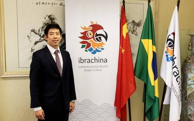 Thomas Law%2C presidente do Ibrachina