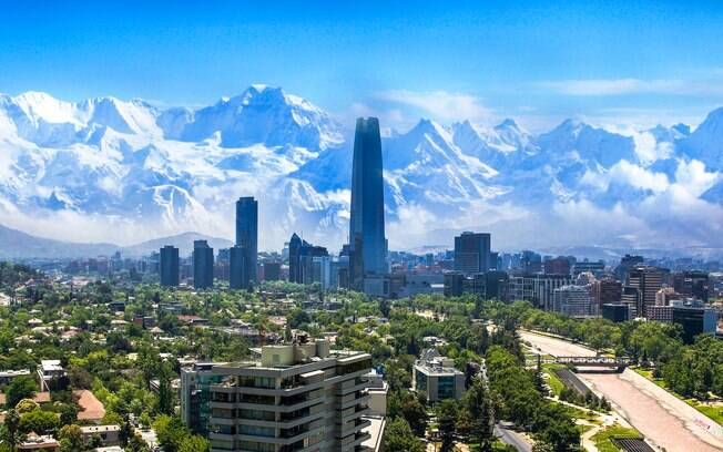 santiago, no chile
