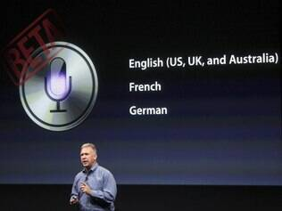 Siri, aplicativo de comando de voz estará presente no iPhone 4S