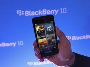 BlackBerry enfrenta crise por conta de concorrência do iPhone e Android