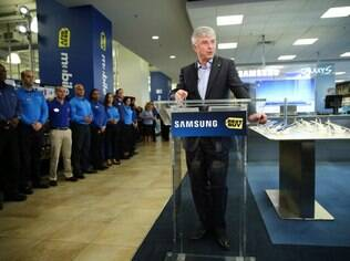 Hubert Joly, CEO da Best Buy