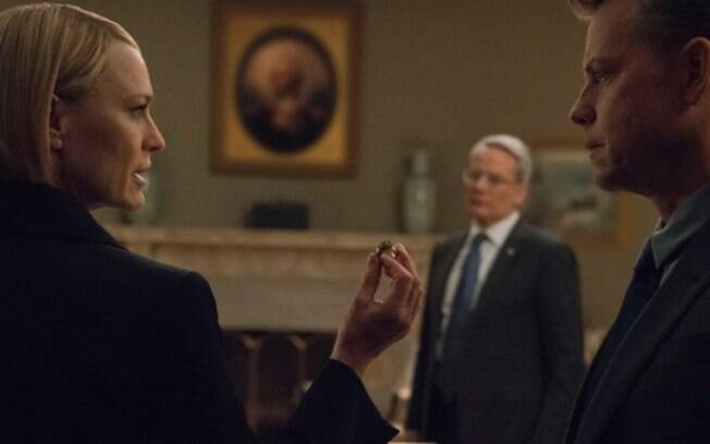 "Sexta temporada de ""House of Cards"""