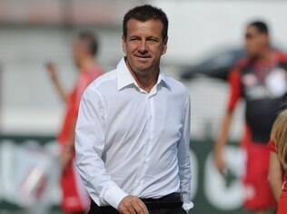 Dunga, técnico do Internacional