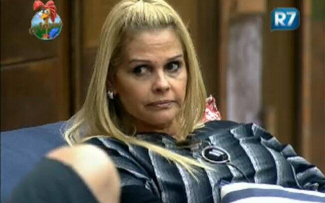 Monique Evans acredita que Renata deixará reality