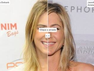 Compare Jennifer Aniston e Giovanna Ewbank