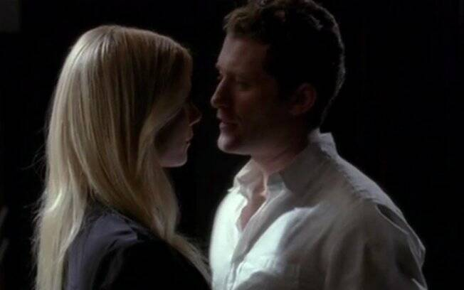 Gwyneth Paltrow e Matthew Morrison no novo episódio de